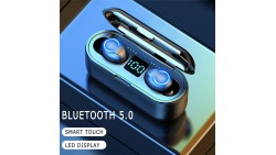 Blue Tooth 5.0 Earbuds F9-8B1